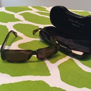 VINTAGE- Ferragamo Sun Glasses